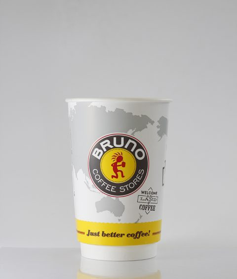 Paper cup 16 OZ (Double wall)